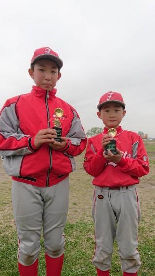 2018.4.14 第39回六郷エコーズ招待少年野球大会